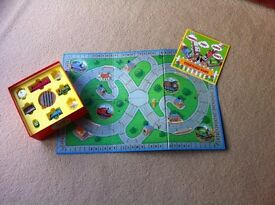 Thomas The Tank Engine Fat Controller Turntable Game