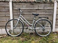 Ladies Raleigh Escape bike