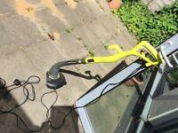 Garden grass cutting machine