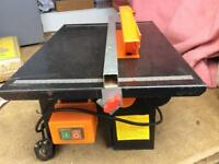 "8"" Portable Table Saw"