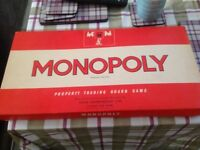 1970s Monopoly set