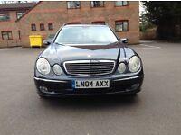 Mercedes E320 CDI ESTATE LEFT HAND DRIVE