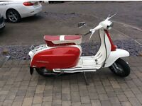Lambretta Li150 3 series 1964 restored