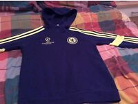 Addias Chelsea pull over hoody jacket