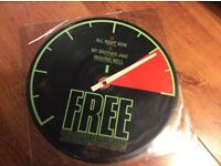 "12"" vinyl record of the group free 3 tracks on it great condition open to offers"