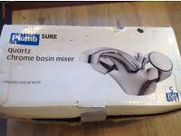 Mixer Tap & pop up waste