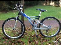 GIANT bike, hardly used, light weight