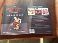 The Henderson's Relish Cookbook containing great recipes for Hendo's fans