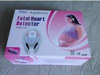 Fetal heart detection monitor