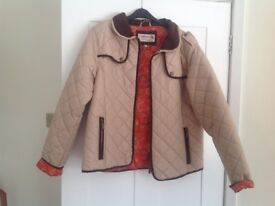 """Quality """"Tayberry"""" quilted jacket"""
