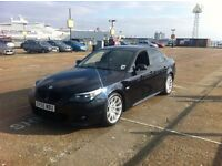 BMW 5 series 530i M Sport Auto 55 plate LPG conversion