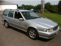 1999 VOLVO V70 XT ESTATE MANUAL **LEATHER TRIM**FULL SERVICE HISTORY**20 STAMPS**