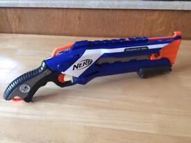 Nerf rough cut elite 2x4