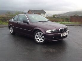BMW 325 coupe EXCELLENT RUNNER GOOD CONDITION