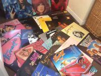 20 LP's records