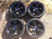 """Ford Fiesta zetec s street pack 17"""" alloys"""