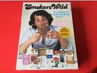 Smokers Wild Vintage Board Game