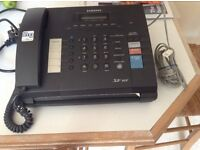 Samsung Home Phone with Anserphone and fax facility, Large Buttons