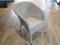 Antique Lloyd Loom chair