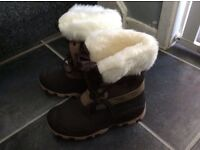 Brand new womens snow boots