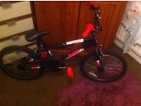For Sale---Black/Pink BMX Bicycle