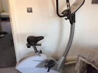 Excersize bike bran new excellent condition pickup only