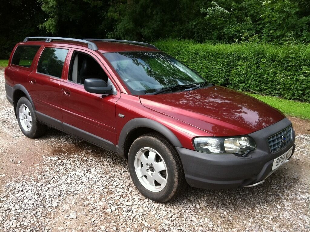 2001 volvo v70 xc 2 5 petrol cross country 4 x 4 51 reg. Black Bedroom Furniture Sets. Home Design Ideas