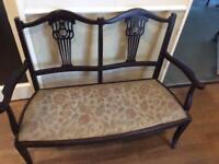 Double seater/love chair