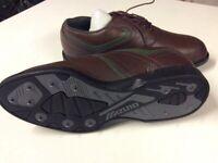 Mizuno men's size 8 golf shoes