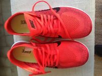 Nike ladies trainers, as new.