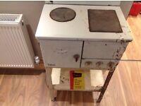 Baby Belling antique vintage cooker