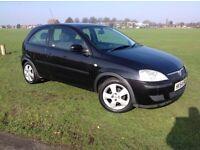 998cc low insurance Vauxhall Cora energy, black