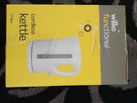 Wilkinson functional kettle