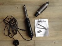 BaByliss Ceramic Dial-A-Heat 16 Curling Tongs