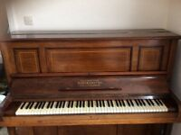 Pans 1900 Grand Prix 1904 St. Louis Upright Piano
