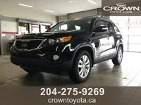 2011 KIA SORENTO EX TRUE PRICE AT $16788.00 NOW $15,788 PLUS TA