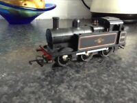 Hornby, tank engine with smoke, £20, train set, trains