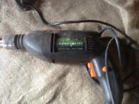 A SPECIALIST 650 WATT ELECTRIC HAMMER DRILL