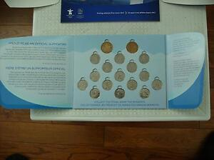 Olympic 2010 coin set
