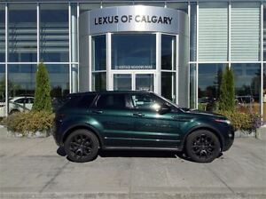 2013 Land Rover Range Rover Evoque Dynamic Black Pack LE Dynamic