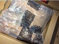 Men's Timberlands 6 Inch Premium Wheat Waterproof Size 8 Brand New RRP: £160
