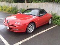 For sale, Alfa Romeo Spider