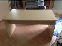 Ikea Malm desk.