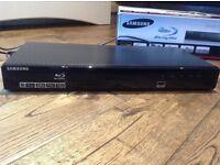 Blu Ray player Samsung