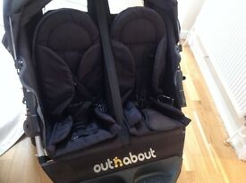 Outnabout double buggy