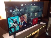 """BRAND NEW without box LG 58"""" SUPER Smart 4K ULTRA HD TV(55UH635),built in Wifi,Freeview HD"""