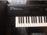 Roland D-70 Synth