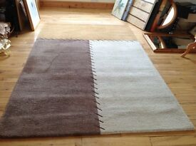 Large good quality rug for sale
