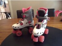 Quality Roller Boots, Size 2, Excellent Condition, Boxed