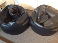 Gamers Bean Bags, High Back TV Bean Bags